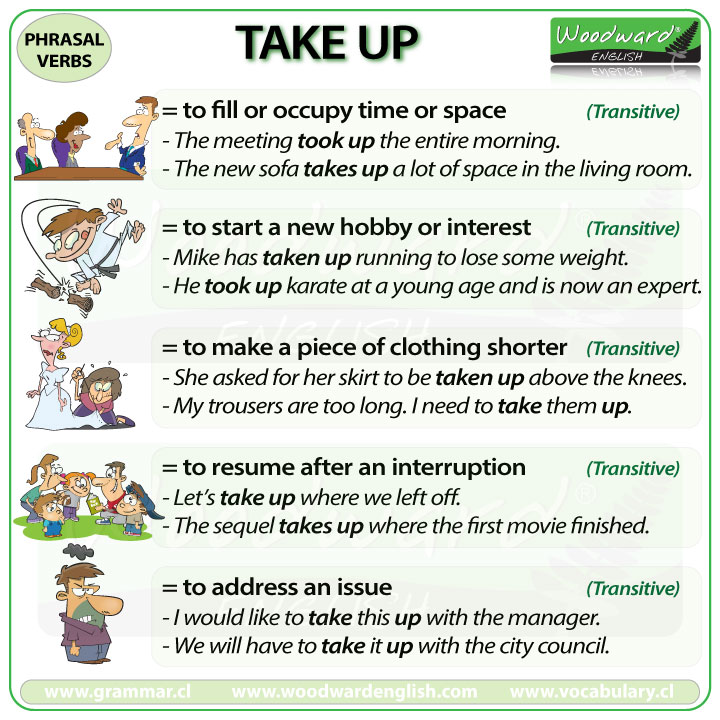write a note on english tenses