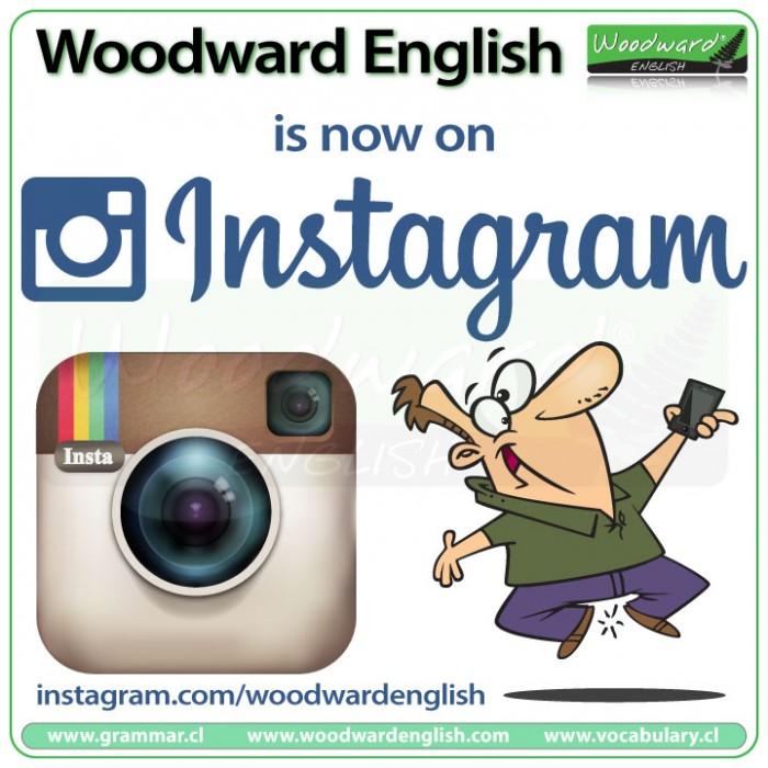 Woodward English on Instagram