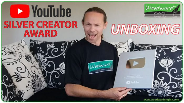 YouTube Silver Creator Award Unboxing - 100,000 subscribers Play Button