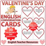 Valentine's Day English Conversation Questions