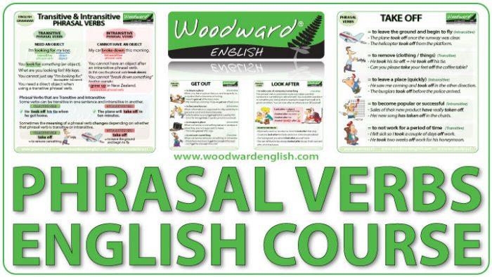 Phrasal Verbs in English Course