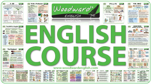 Free English Course - Free English lessons by Woodward English