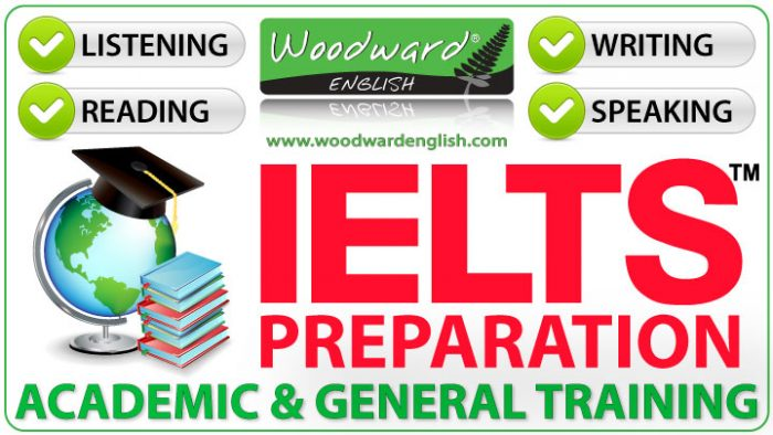 IELTS Preparation Course by Woodward English
