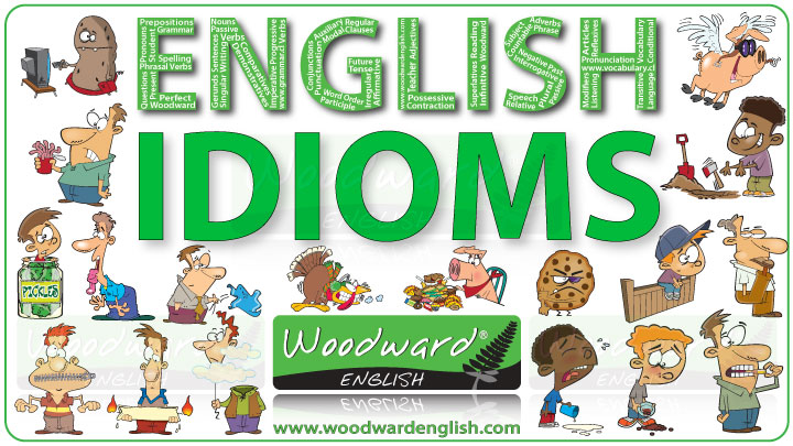 English Idioms Course by Woodward English