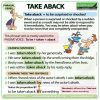 TAKE ABACK - Meaning and examples of the English Phrasal Verb TAKE ABACK