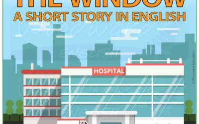 The window – A short story with vocabulary