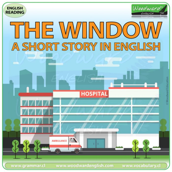 The Window - A short story in English