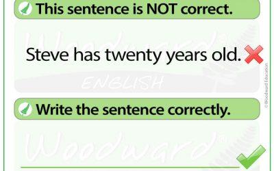 English Error Analysis 1