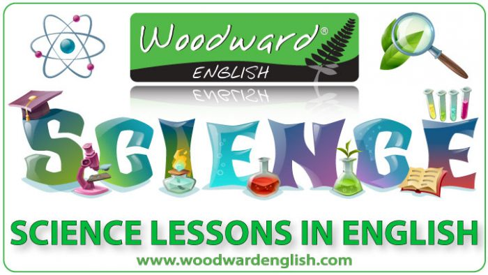 Science lessons in English by Woodward English